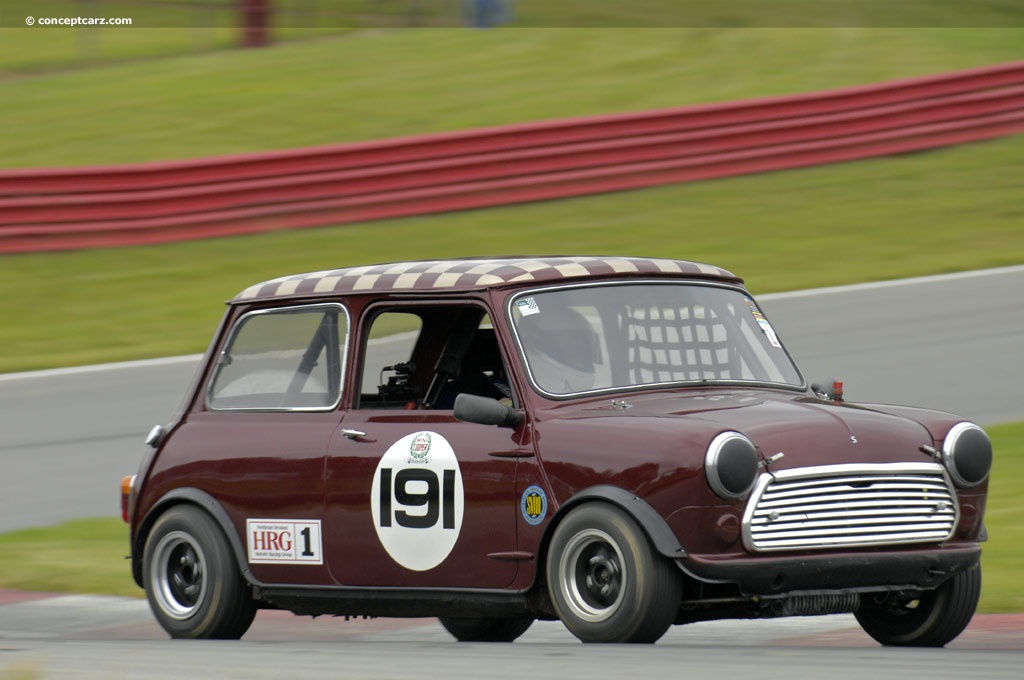 Auction Results And Data For 1965 Austin Mini Cooper S