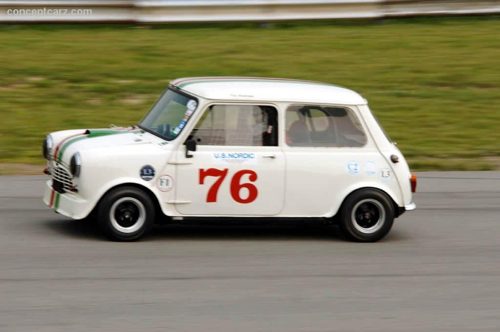 Austin Mini Mk1 >> 1965 Austin MINI Cooper S Image