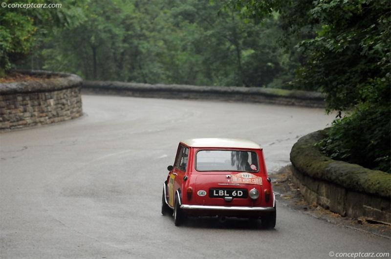 1966 Austin MINI Cooper S