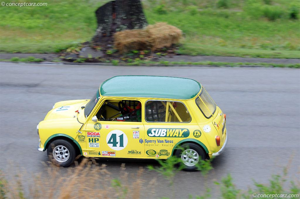 1967 Austin Mini Cooper S