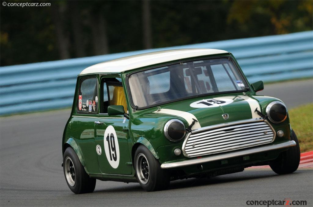 Auction Results And Sales Data For 1968 Austin Mini Cooper Mkii