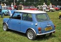 1974 Austin Mini Cooper.  Chassis number XL2SIN-103162A