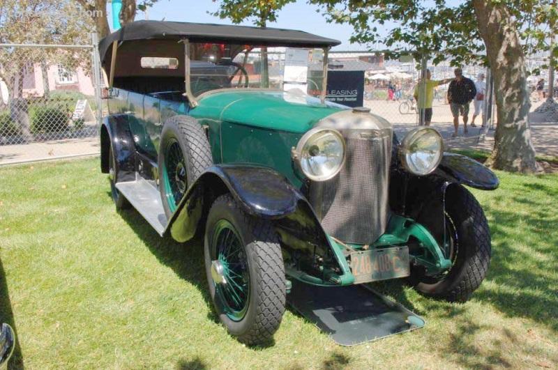 1925 Austro-Daimler 167 ADV
