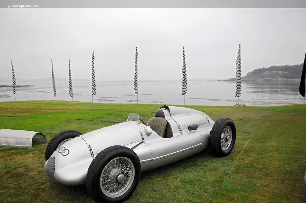 1938 Auto Union Type D Image Chassis Number 019