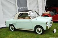 1959 Autobianchi Bianchina.  Chassis number 110B 022919