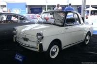 1961 Autobianchi Bianchina 500.  Chassis number 020270