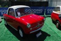 1961 Autobianchi Bianchina 500