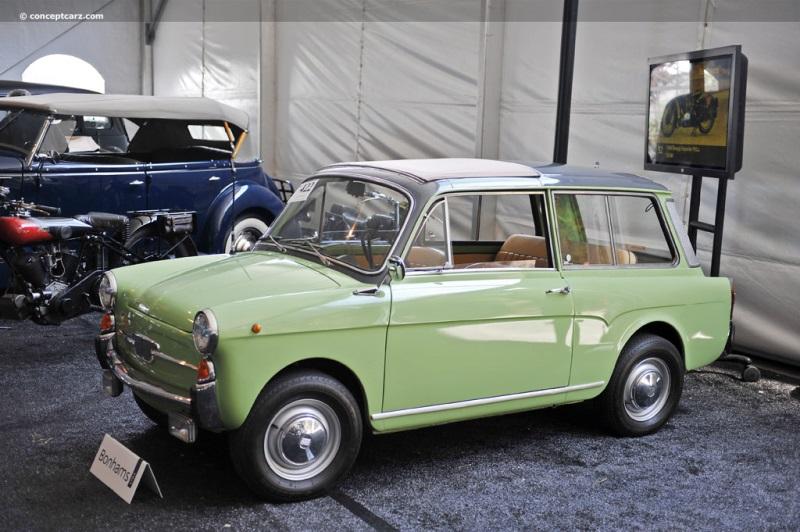 1962 Autobianchi Bianchina