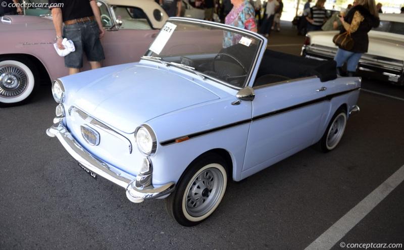 1965 Autobianchi Bianchina