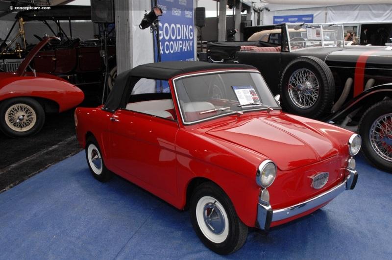 1969 Autobianchi Bianchina