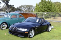 2000 BMW M Roadster.  Chassis number WBSCK9345YLC92566
