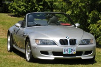 2000 BMW M Roadster image.