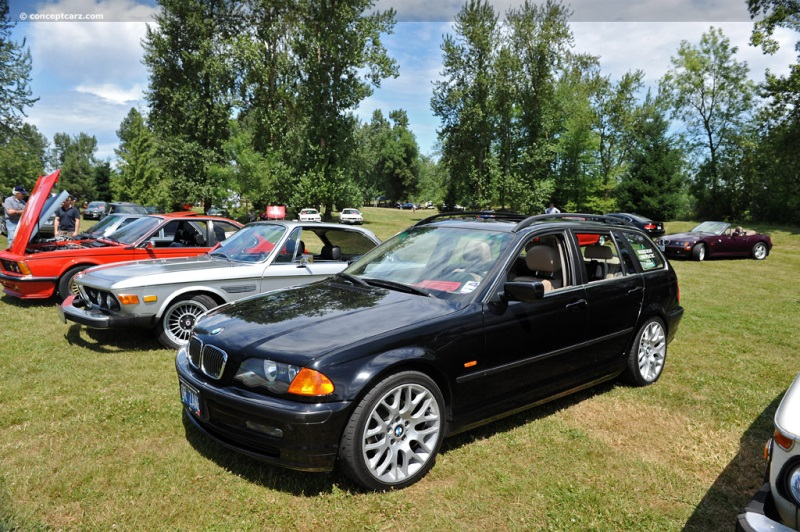 2001 BMW 3 Series History, Pictures, Value, Auction Sales, Research ...