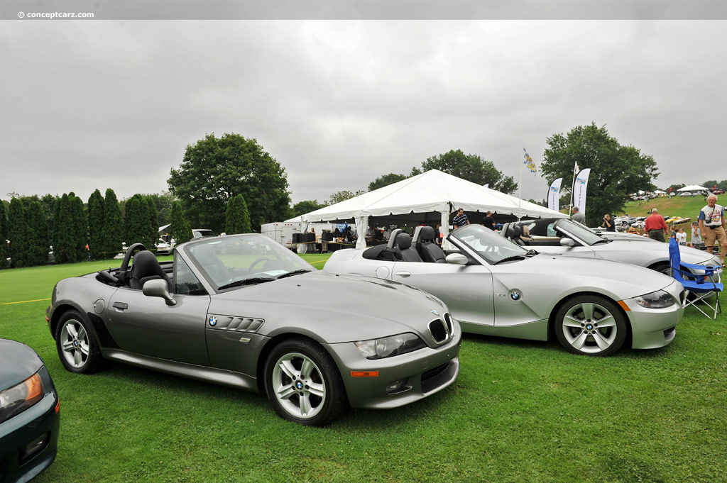 Auction Results And Sales Data For 2001 Bmw Z3