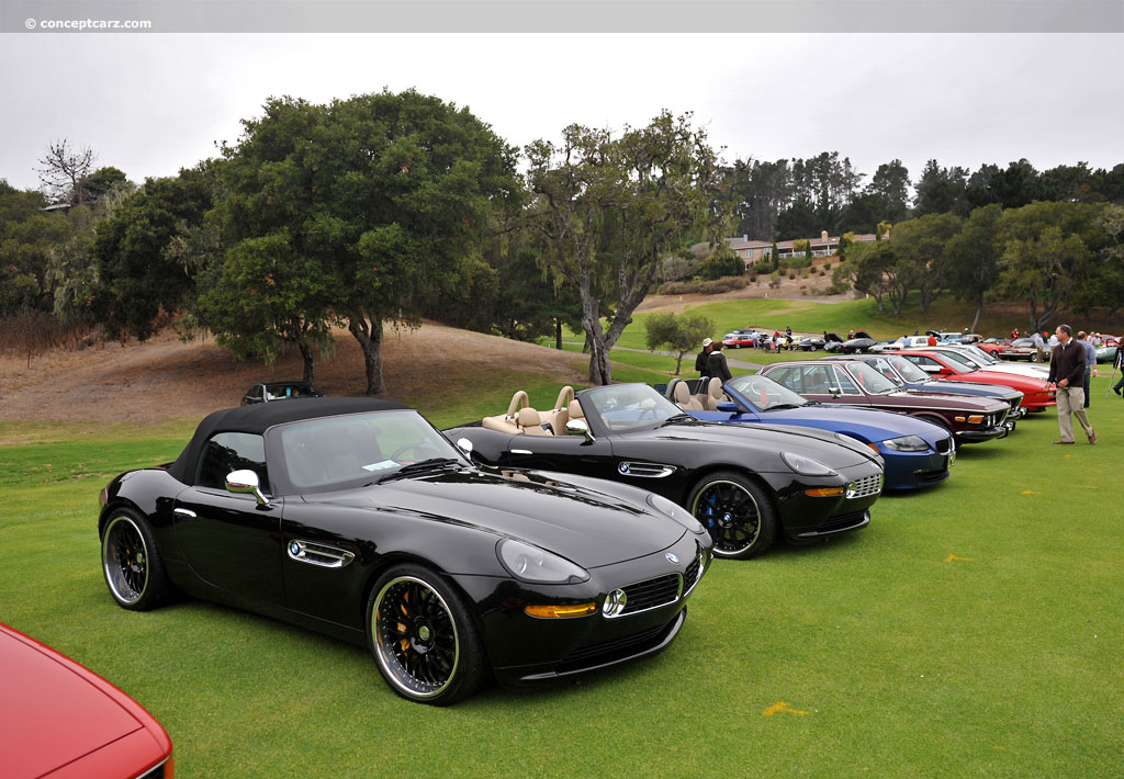 2001 Bmw Z8 History Pictures Value Auction Sales