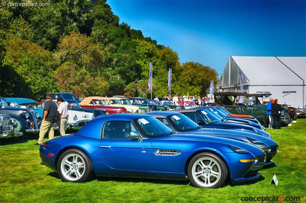 2001 BMW Z8.  Chassis number WBAEJ13401AH60917