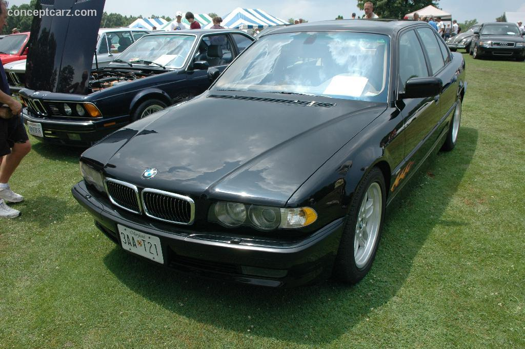Auction Results And Sales Data For 2001 Bmw 740i