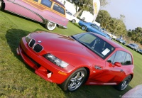 2002 BMW M Coupe.  Chassis number 5UMCN93462LK61096