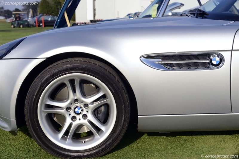 Chassis Wbaej13482ah61881 2002 Bmw Z8 Chassis Information