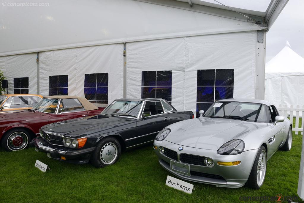 Auction Results And Sales Data For 2003 Alpina Z8