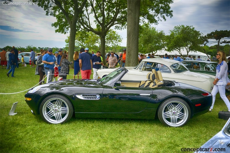 2003 BMW Z8 Pictures, History, Value, Research, News