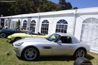 2003 BMW Z8.  Chassis number WBAEJ13483AH62031