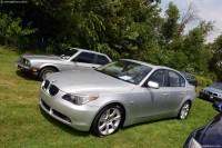 2007 BMW 550i