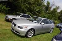 2007 BMW 550i image.