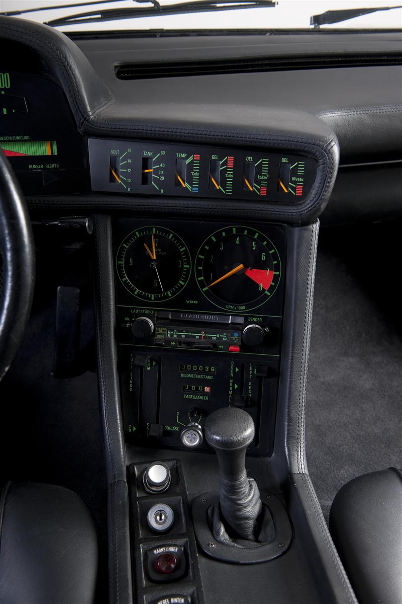 1972 BMW Turbo Concept Images - conceptcarz.com