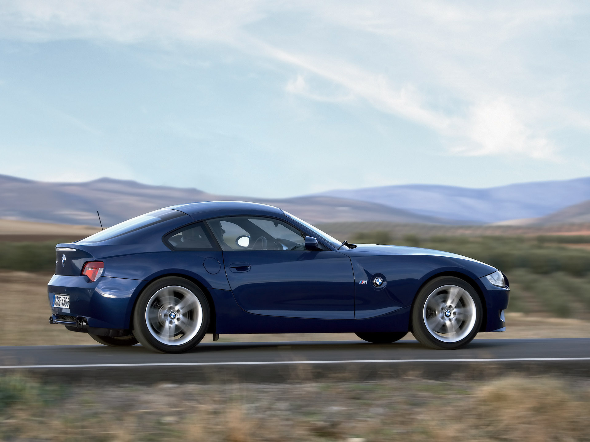 2006 Bmw Z4 M Coupe Image Photo 12 Of 12
