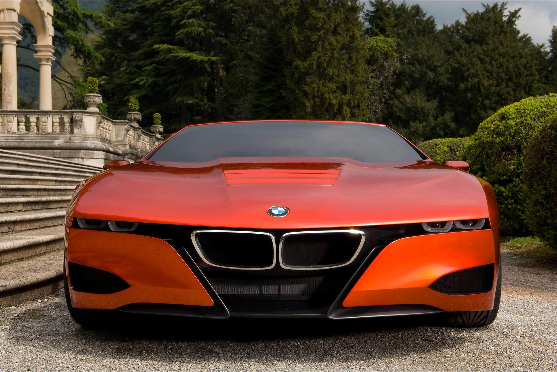 2008 BMW M1 Homage Concept News and Information, Research, and History