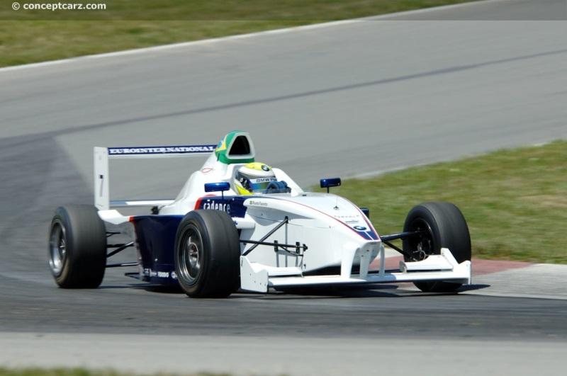 2008 BMW Formula Americas