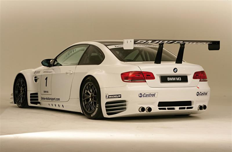 2008 BMW E92 M3 GTR News and Information, Research, and History