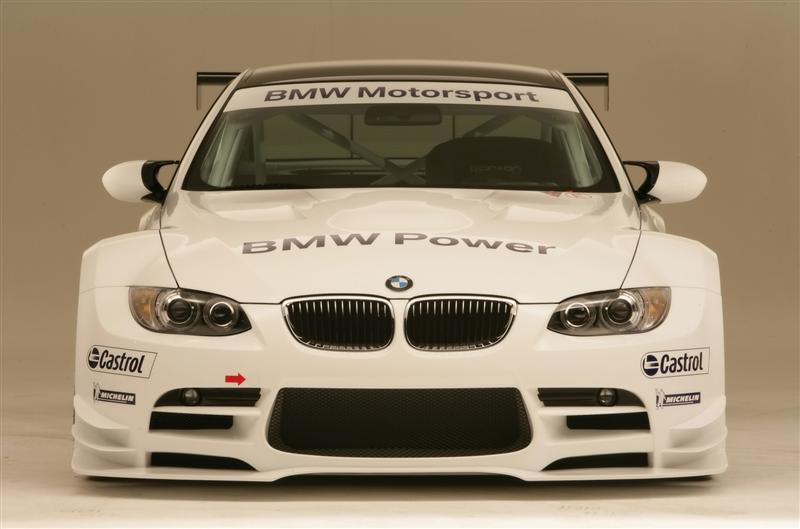 2008 BMW E92 M3 GTR