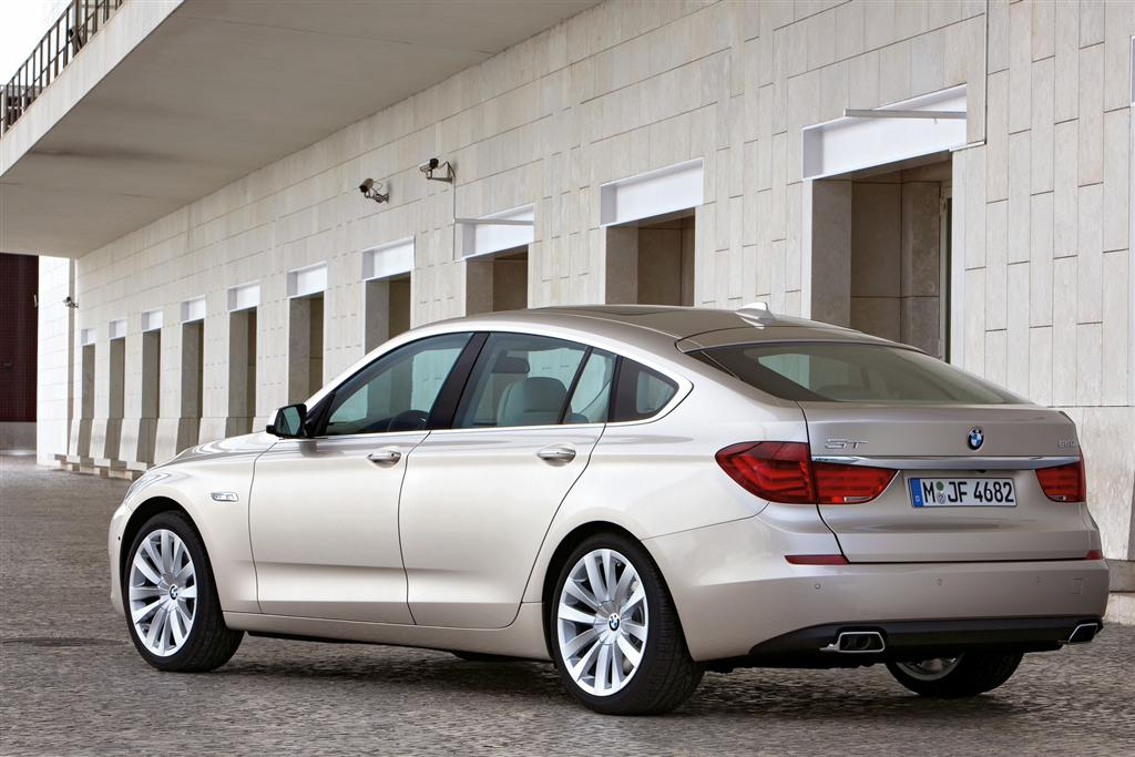 Auction Results and Sales Data for 2009 BMW 5 Series Gran Turismo