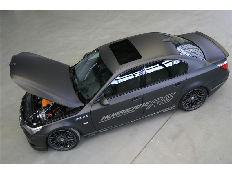 2009 G-Power Hurricane M5 RS World Record