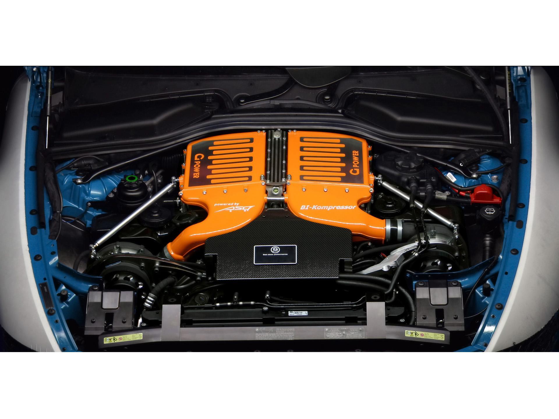 2009 G-Power M6 Hurricane CS