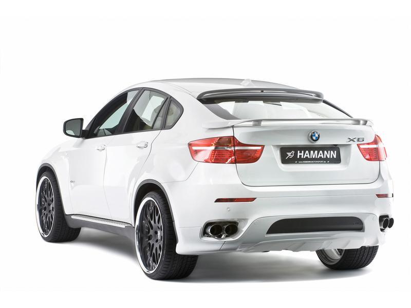 2009 Hamann X6