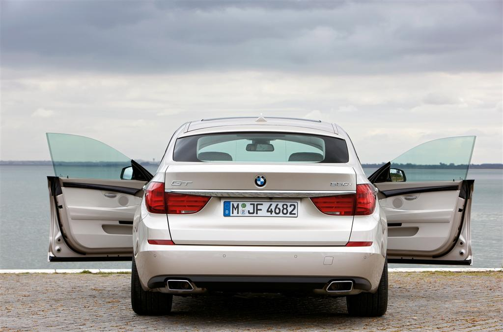 Auction Results and Sales Data for 2010 BMW 5 Series Gran Turismo