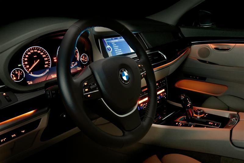 2010 BMW 5 Series Gran Turismo