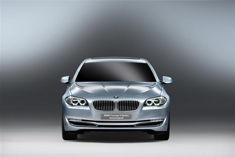 2010 BMW Concept 5 Series ActiveHybrid