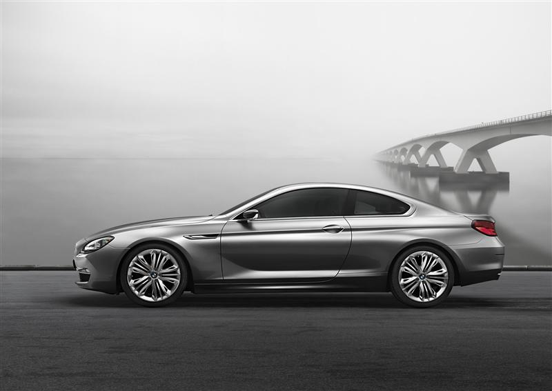 2010 BMW 6-Series Coupe Concept Wallpaper and Image Gallery