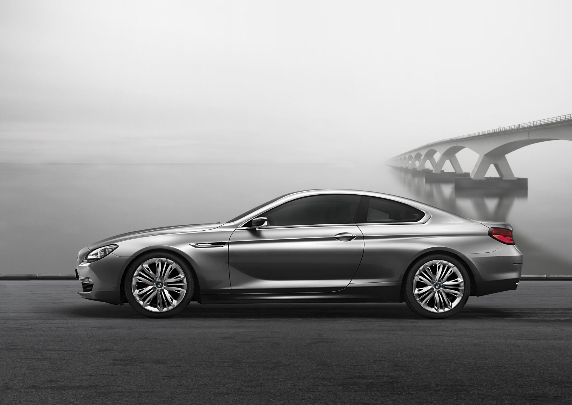 2010 Bmw 6 Series Coupe Concept News And Information