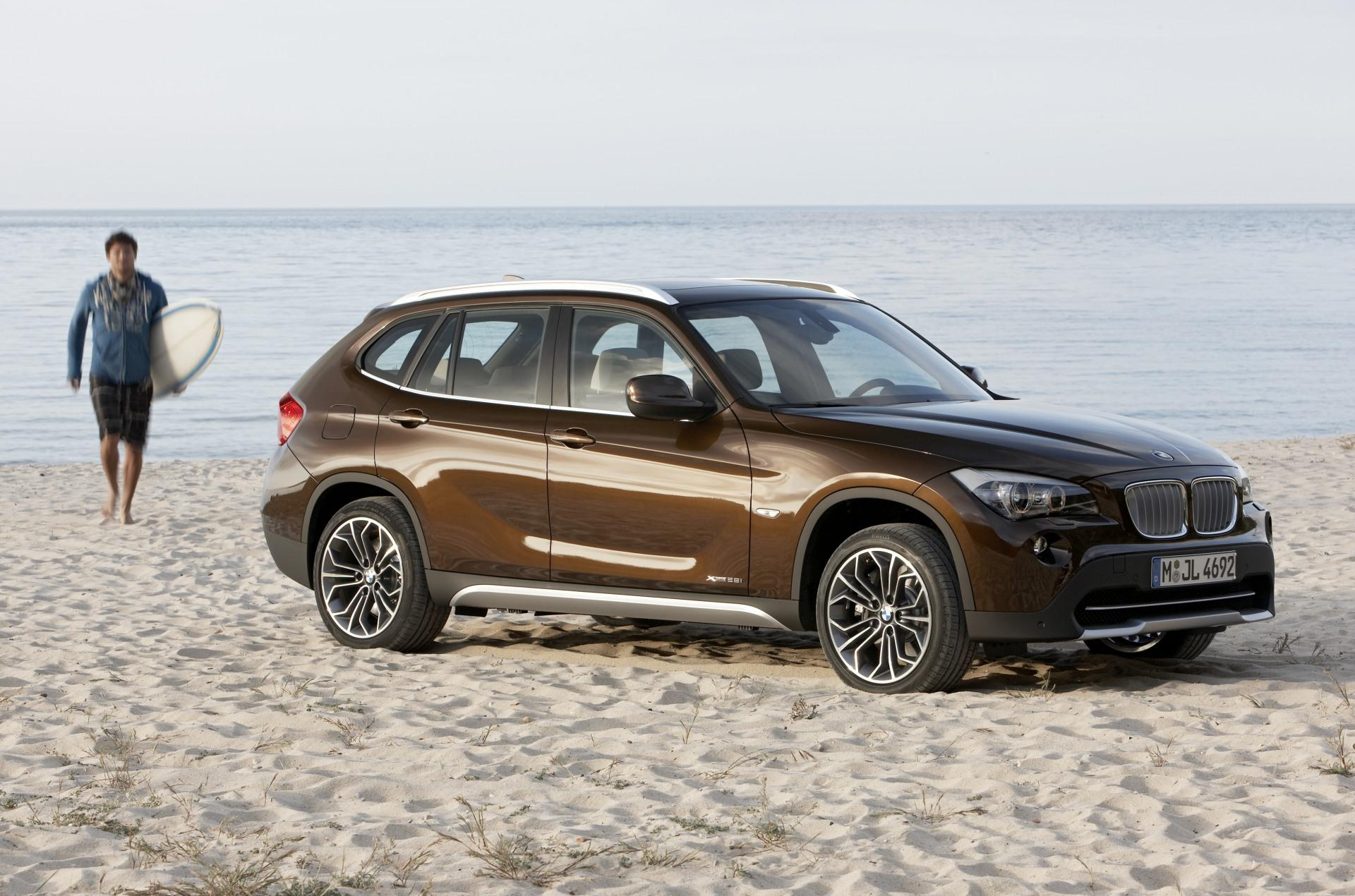 2010 BMW X1 News And Information