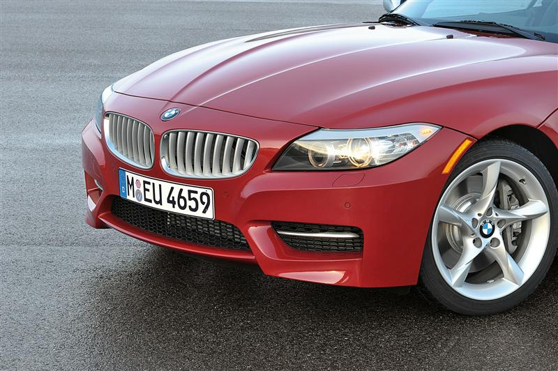 2010 BMW E89 Z4 sDrive35is