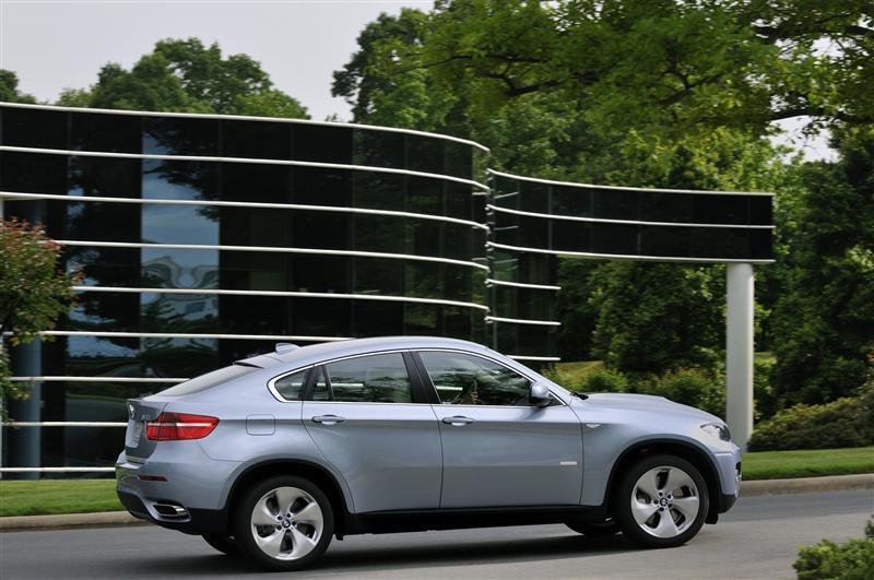 2010 BMW X6 ActiveHybrid News and Information - conceptcarz.com