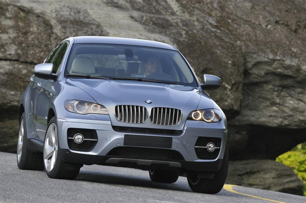 Auction Results and Sales Data for 2010 BMW X6 ActiveHybrid