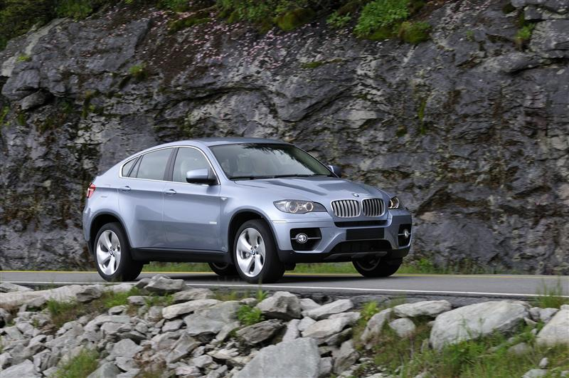 2010 BMW X6 ActiveHybrid News and Information