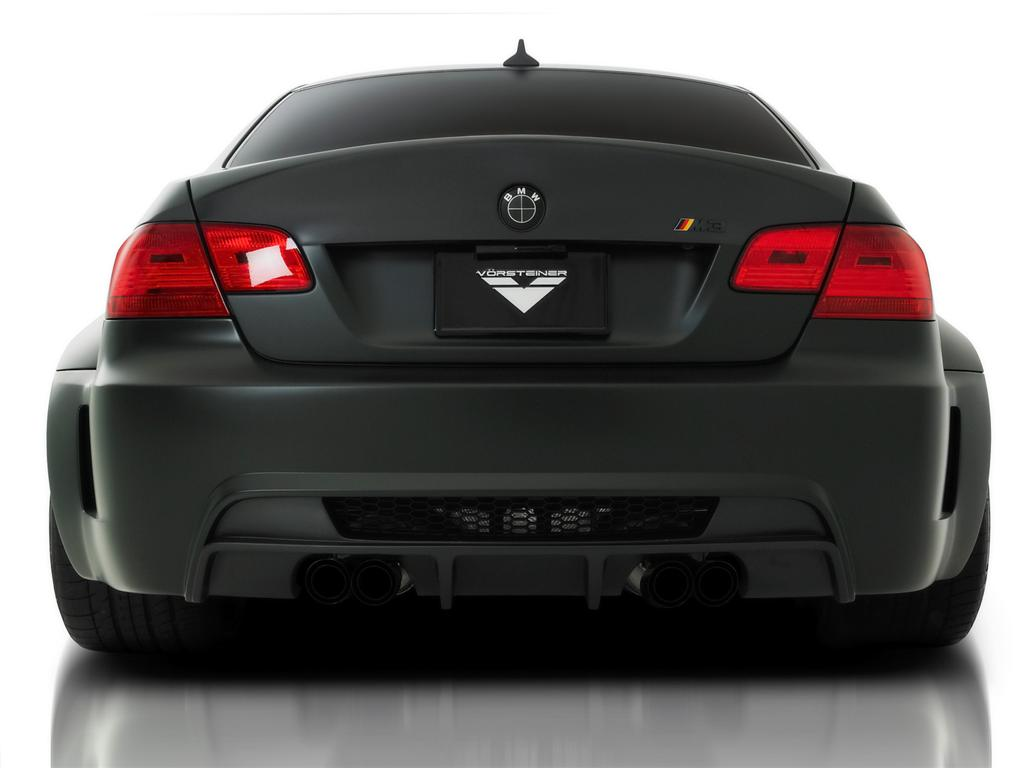 Vorsteiner GTRS M Widebody Conceptcarzcom - 2010 bmw m3 price