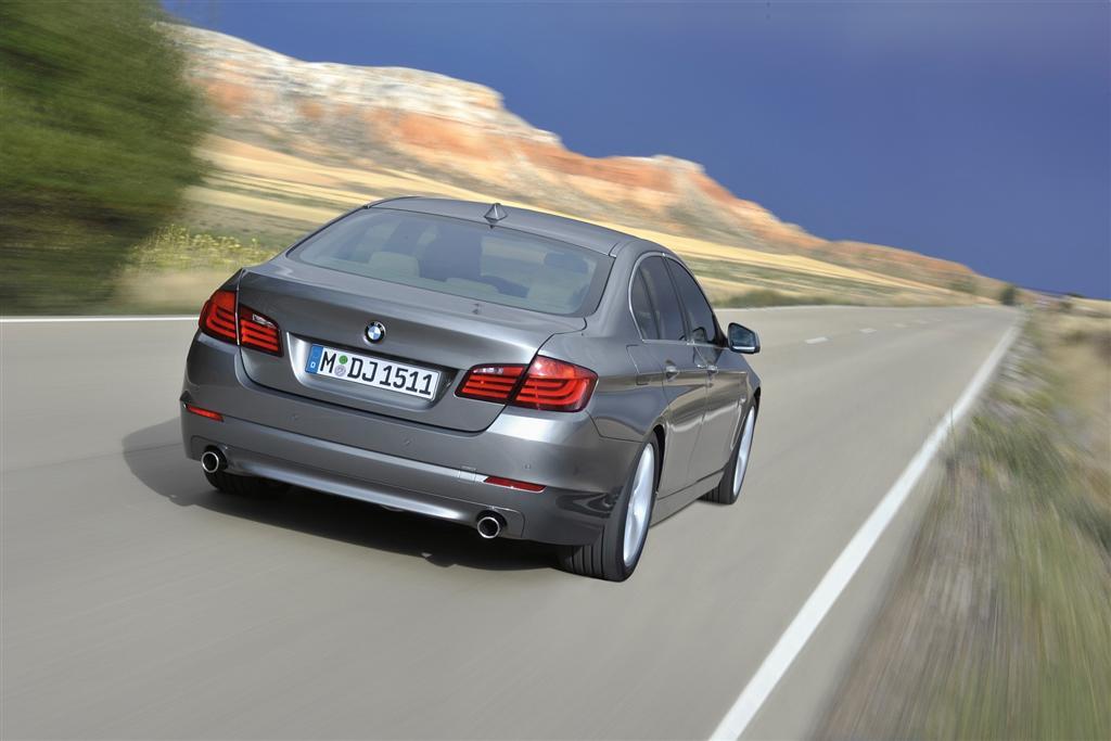 BMW Series Conceptcarzcom - 2010 bmw 530i